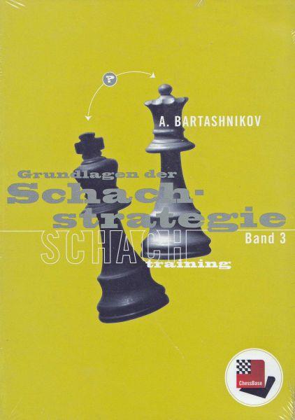 Schach CD Grundlagen der Schachstrategie Band 3
