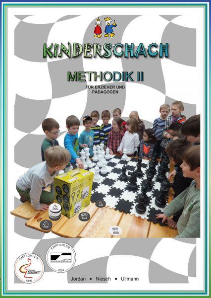 Lehrerhandbuch Kinderschach - Methodik II für Erzieher und Pädagogen