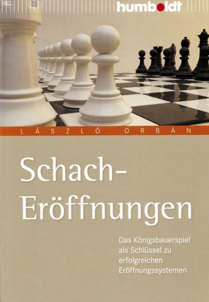 Schachbuch Schach-Eröffnungen