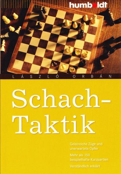 Schachbuch Schach-Taktik