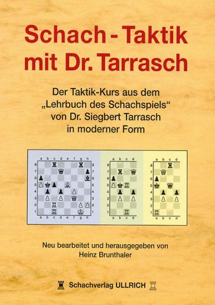 Schachbuch Schach-Taktik mit Dr. Tarrasch