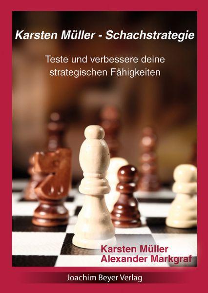 Schachbuch Karsten Müller - Schachstrategie