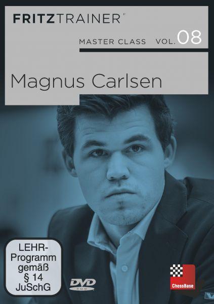 Schach DVD Master Class Band 8: Magnus Carlsen