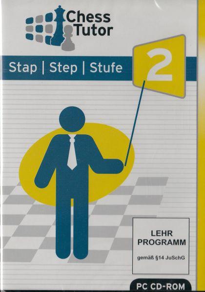 Schach DVD Chess Tutor Stufe 2