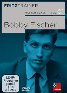 Schach DVD Master Class Band 1 - Bobby Fischer