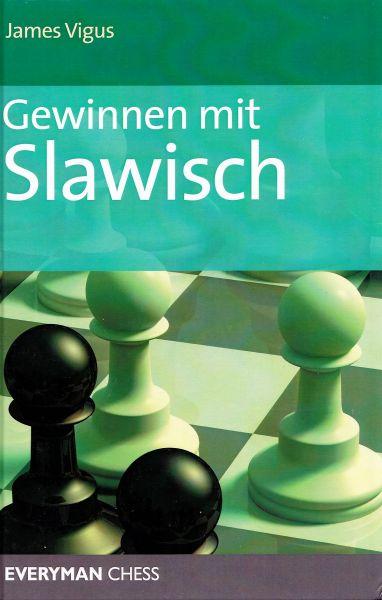 Schachbuch Gewinnen mit Slawisch