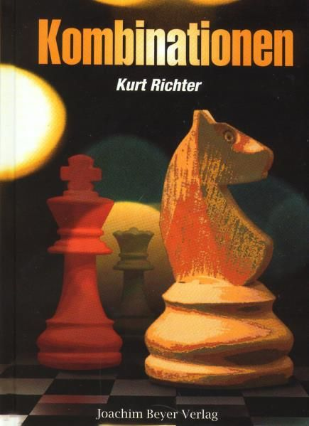 Schachbuch Kombinationen