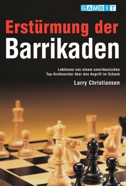 Schachbuch Erstürmung der Barrikaden