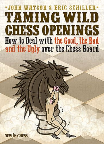 Schachbuch Taming Wild Chess Openings
