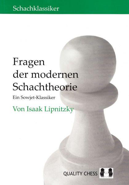 Schachbuch Fragen der modernen Schachtheorie