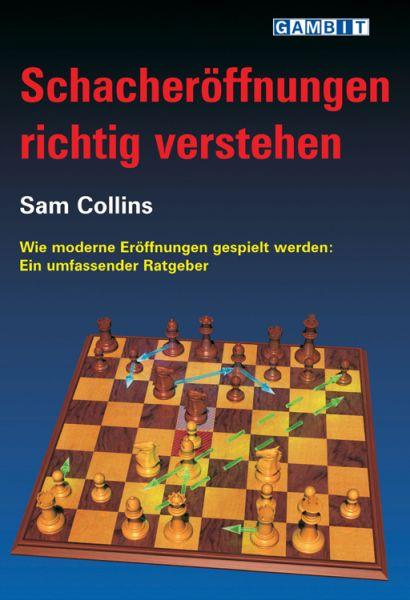 Schachbuch Schacheröffnungen richtig verstehen