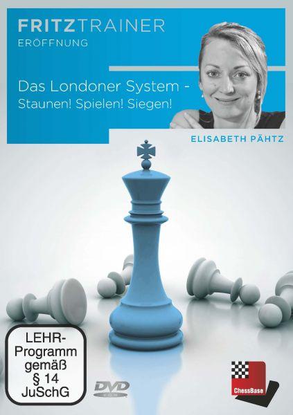 Schach DVD Das Londoner System - Staunen! Spielen! Siegen!