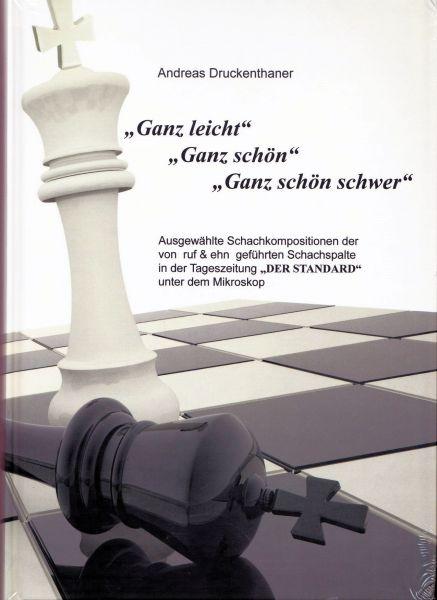 Schachbuch Ganz leicht - Ganz schön - Ganz schön schwer