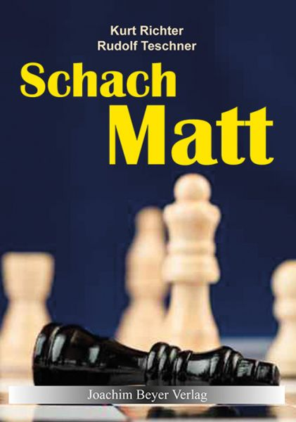 Schachbuch Schachmatt