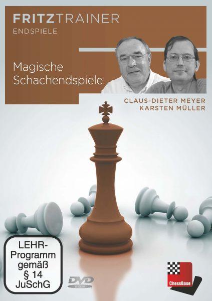 Schach DVD Magische Endspiele