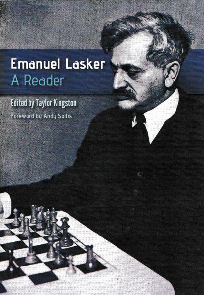 Schachbuch Emanuel Lasker A Reader