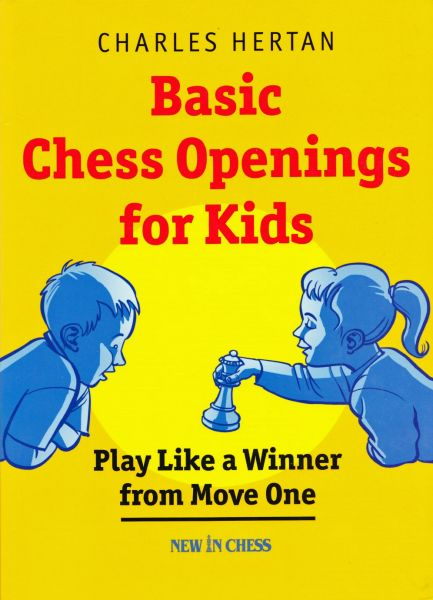 Schachbuch Basic Chess Openings for Kids