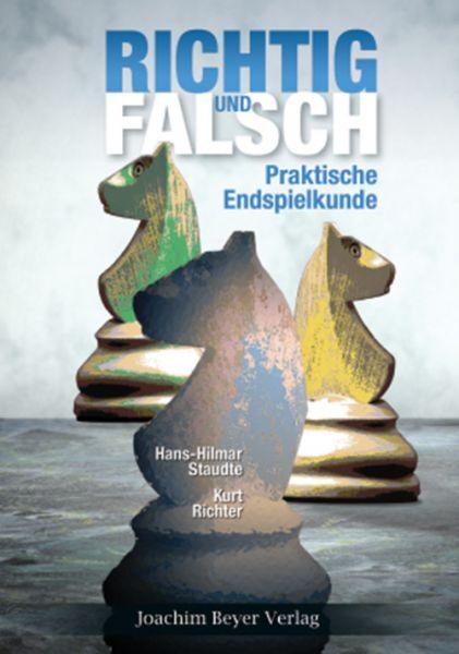 Schachbuch Richtig und Falsch