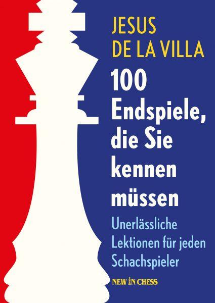 Schachbuch 100 Endspiele, die Sie kennen müssen