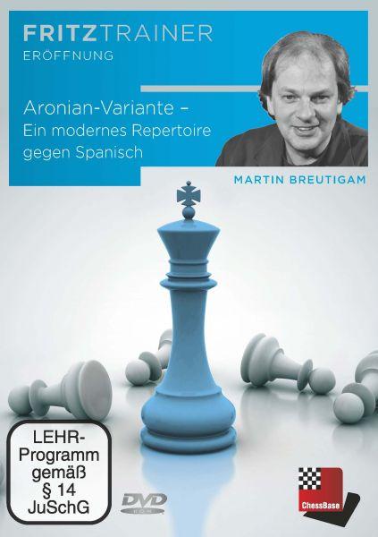 Schach DVD Aronian-Variante - Ein modernes Repertoire gegen Spanisch