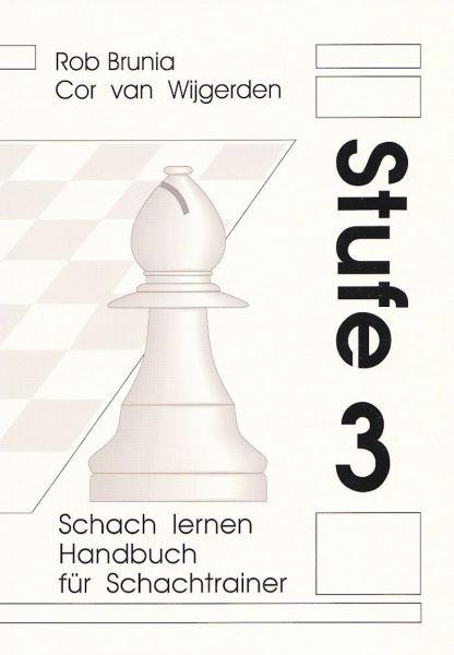 Schach lernen - Stufe 3 Lehrerhandbuch