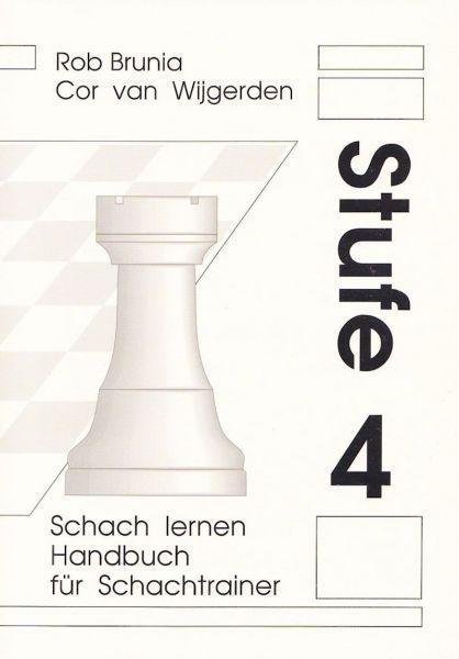 Schach lernen - Stufe 4 Lehrerhandbuch