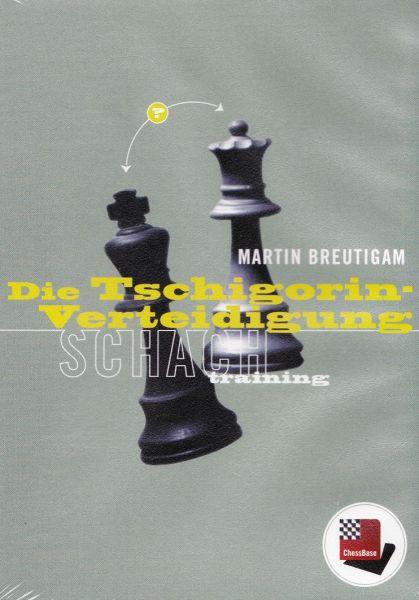Schach CD Die Tschigorin-Verteidigung