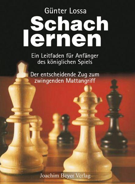 Schachbuch Schach lernen