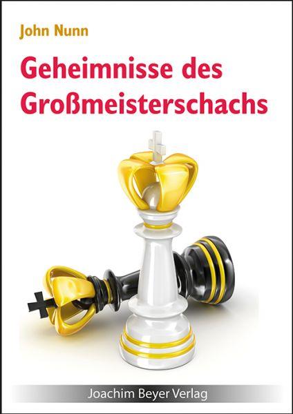 Schachbuch Geheimnisse des Großmeisterschachs