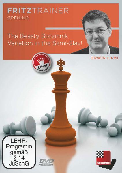Schach DVD The Beasty Botvinnik Variation in the Semi-Slav!