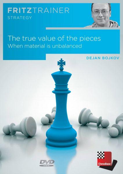 Schach DVD Der wahre Wert der Figuren