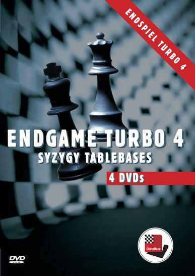 Schach DVD Endspiel Turbo 4