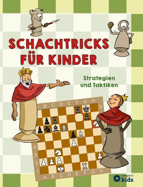 Schachbuch Schachtricks für Kinder