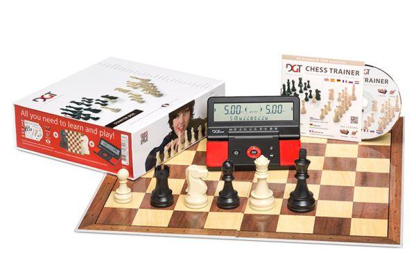 Schachstarterbox rot