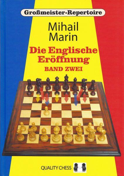 Schachbuch Die Englische Eröffnung, Band Zwei